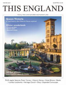 This England magazine subscription-1 Year UK