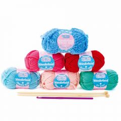 Wonderland Yarn Kit