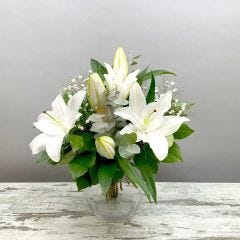 White Lily Delight