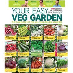 Your Easy Veg Garden 2020