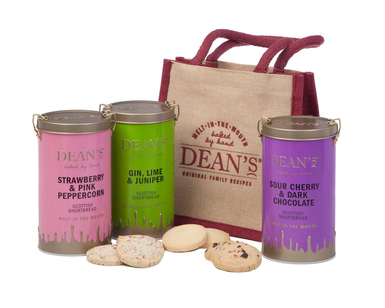 Dean's Luxury Shortbread Gift