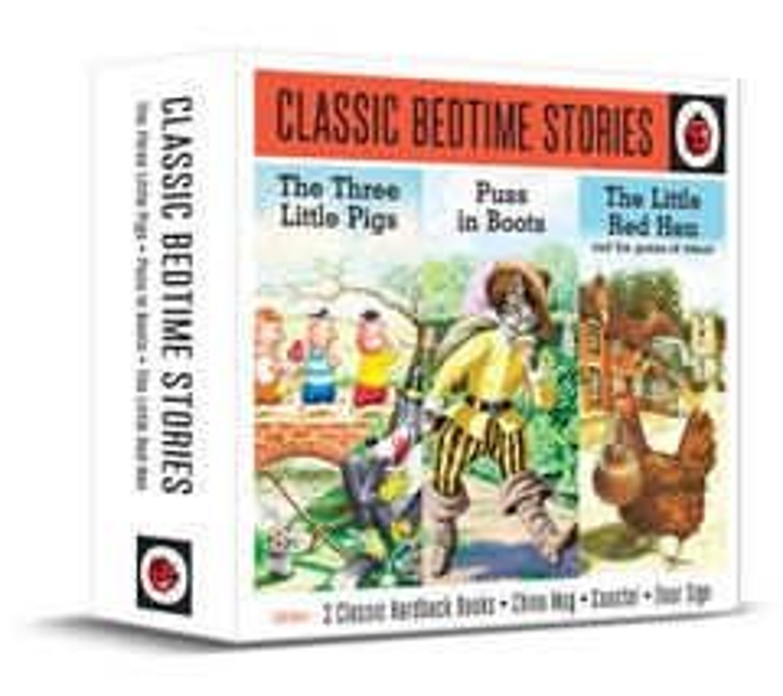 Ladybird Classic Bedtime Stories Animals