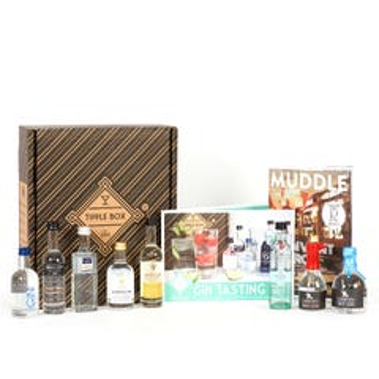 TippleBox Gin Tasting Set
