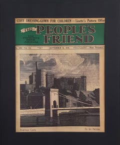 The People's Friend Cover Print - Inverness Castle