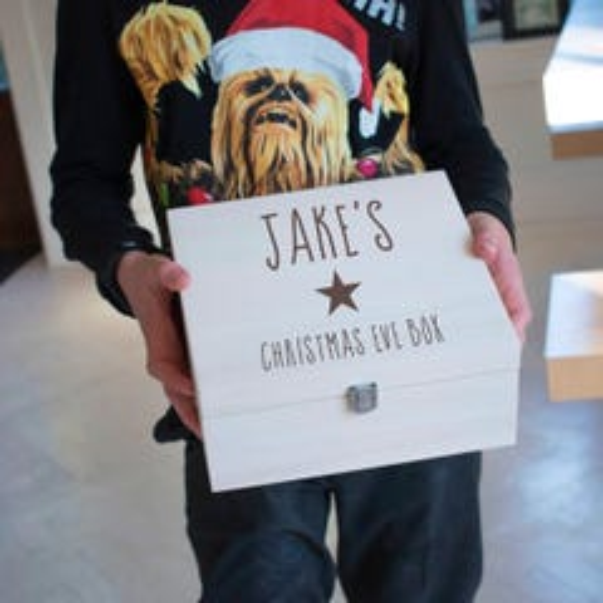 Kids Star Christmas Eve Box