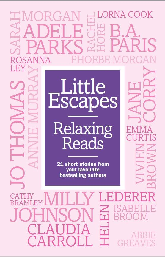 Image of Little Escapes Book-UK