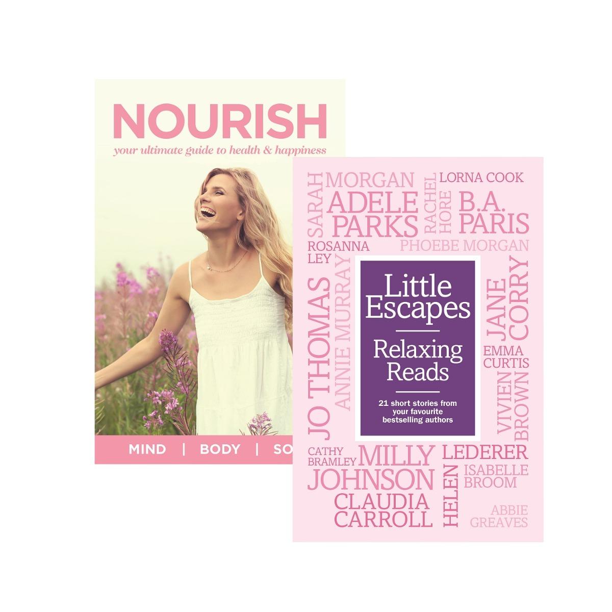 Image of Little Escapes & Nourish