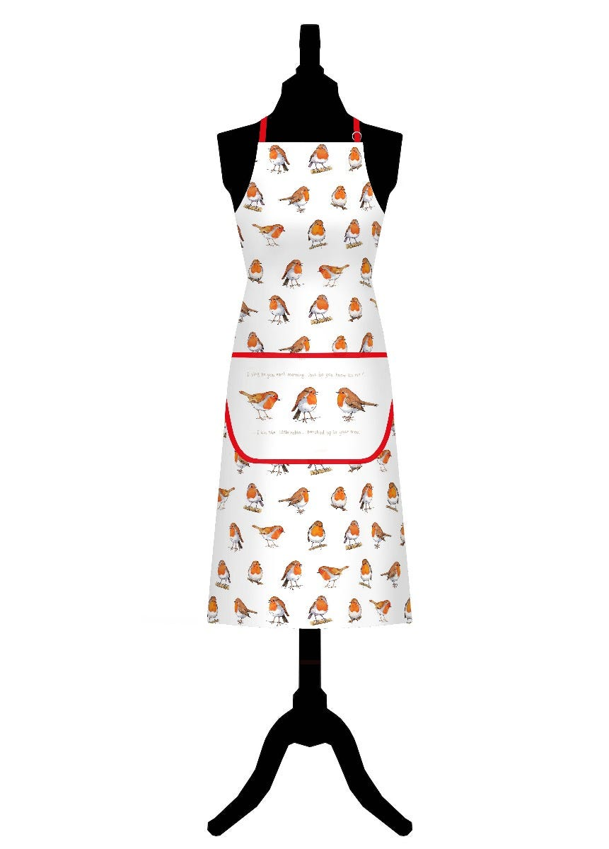 Product image for Little Robins Apron