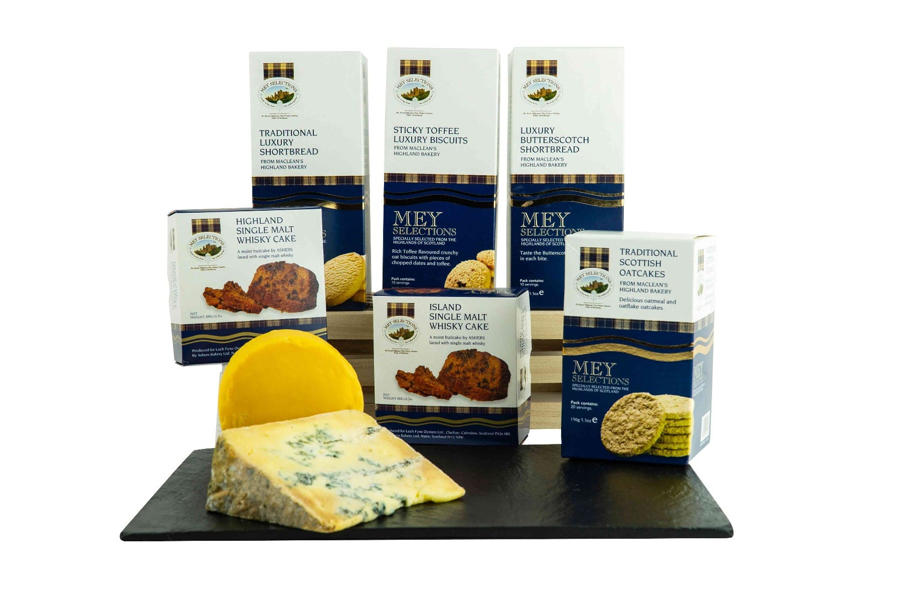 Image of Mey Selections Taster Cheese Hamper
