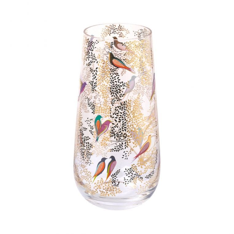Product image for Sara Miller Medium Glass Vase