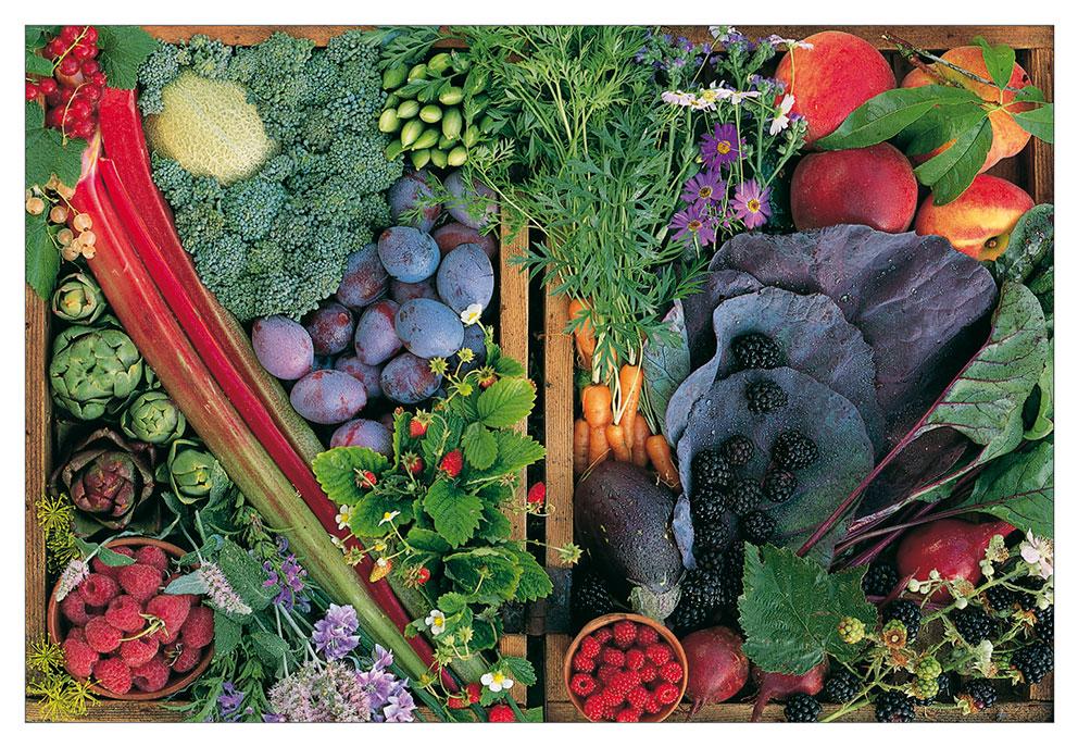 Image of Vegetable Box Jigsaw Puzzle