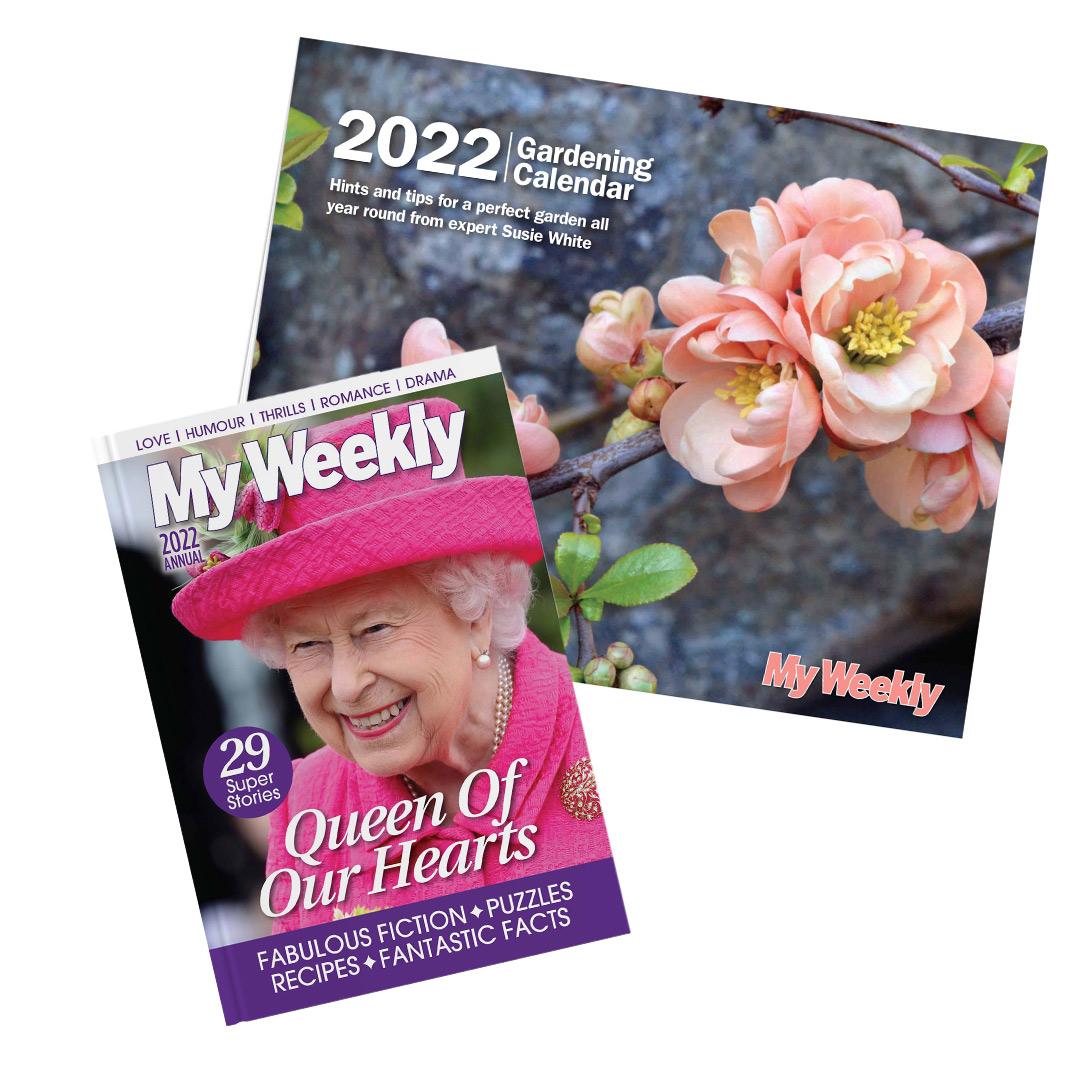 Image of My Weekly Annual & Calendar 2022