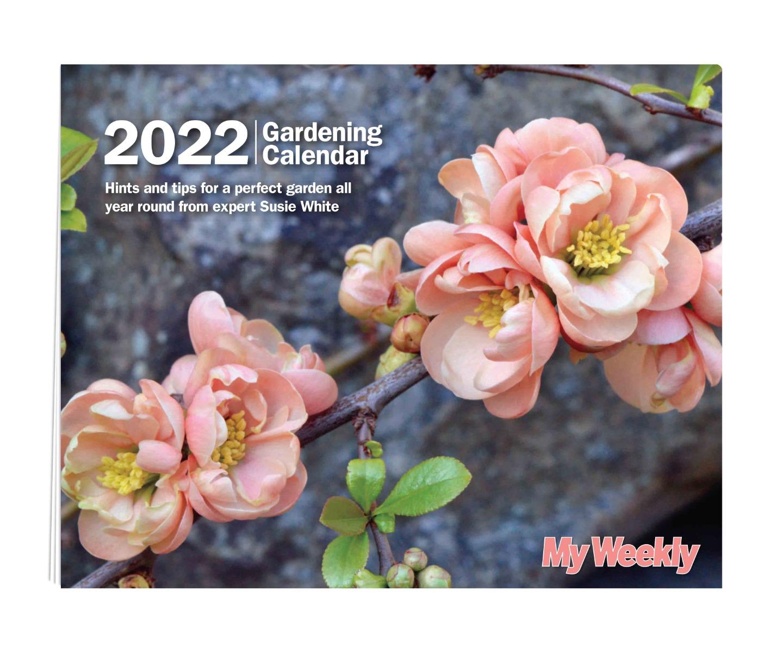 Image of My Weekly Gardening Calendar 2022
