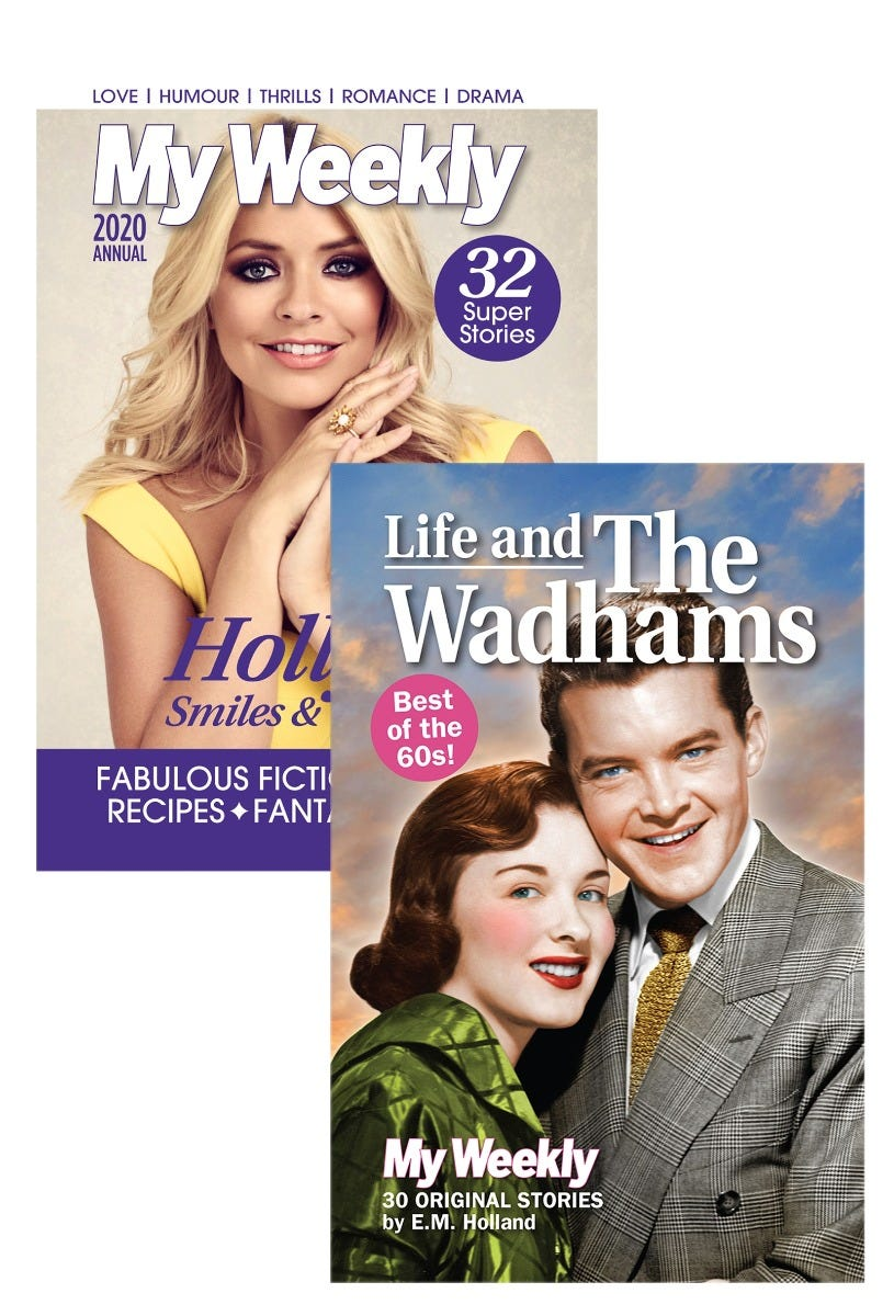Product image for Life and the Wadhams & My Weekly Annual Book Pack