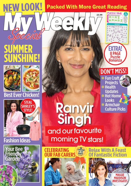 Image of My Weekly Special Magazine Subsctription