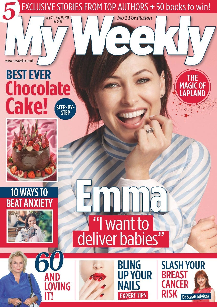 Image of My Weekly Magazine Subscription