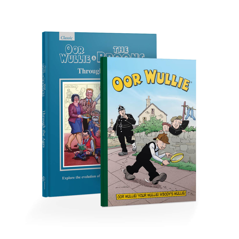 Oor Wullie Book Pack 2018