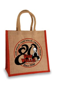 Oor Wullie 80th Anniversary Medium Shopper