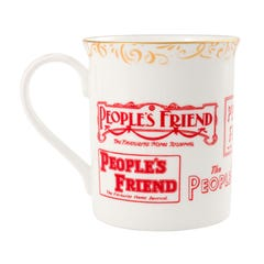 The People's Friend 150th Anniversary Mug
