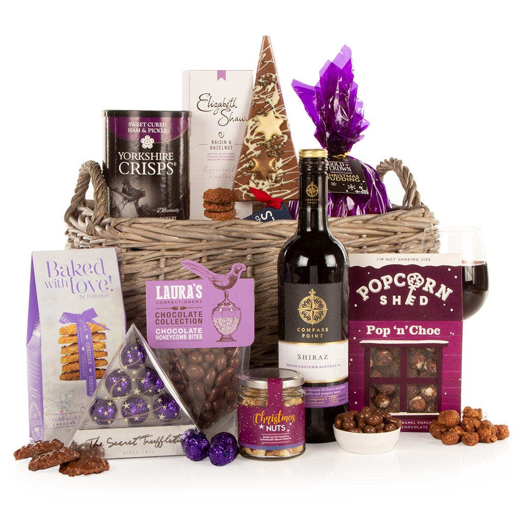 Product image for Season's Greetings Basket