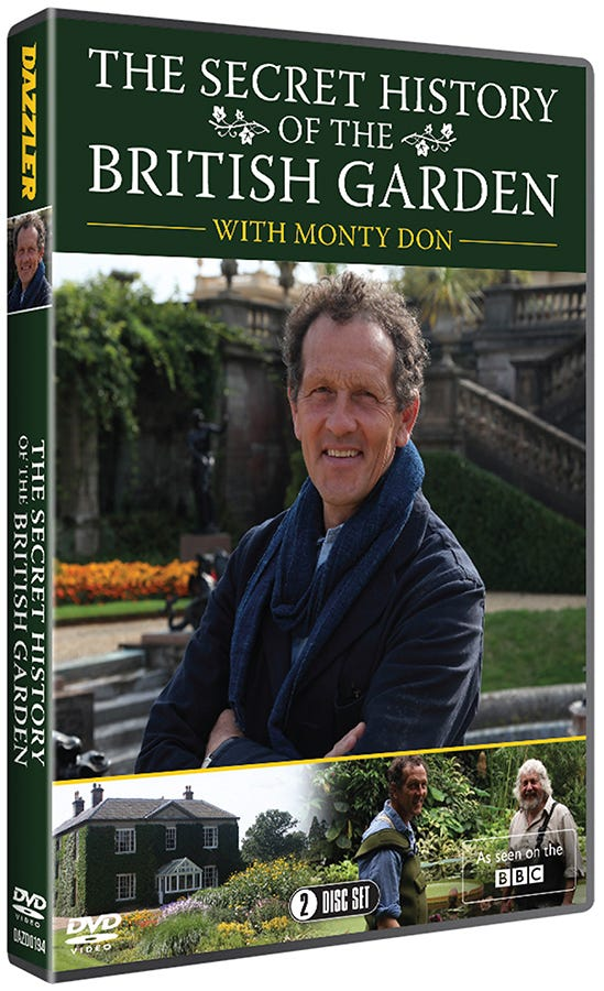 Image of The Secret History of the British Garden with Monty Don