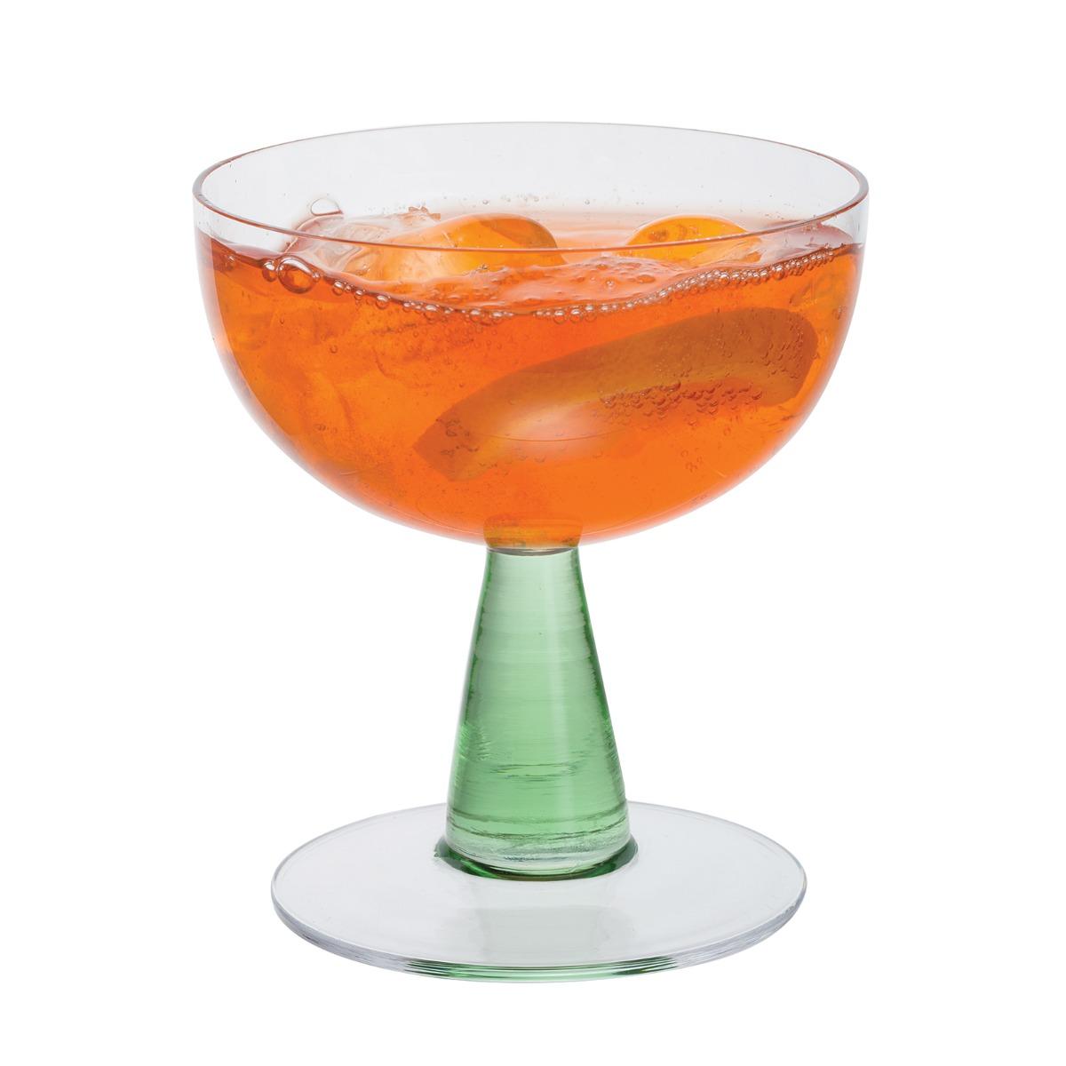 Dartington Gin Connoisseur Cocktail Pair Green