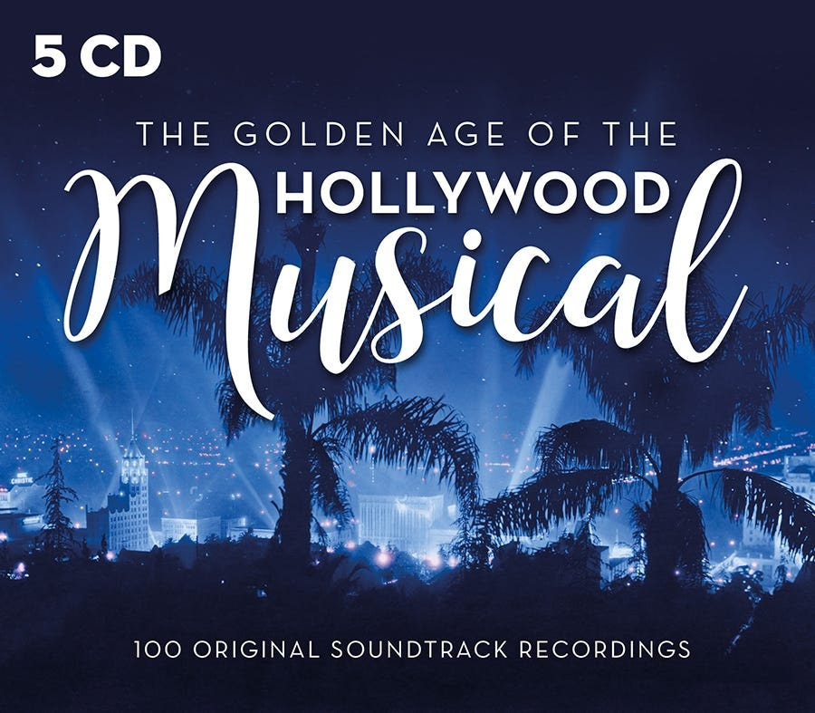 Image of The Golden Age of The Hollywood Musical