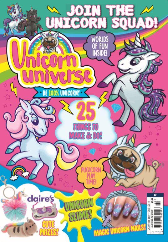 Unicorn Universe - Issue 2