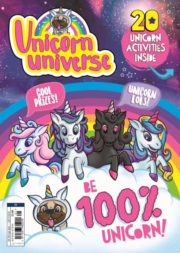 Unicorn Universe Magazine - Issue 1