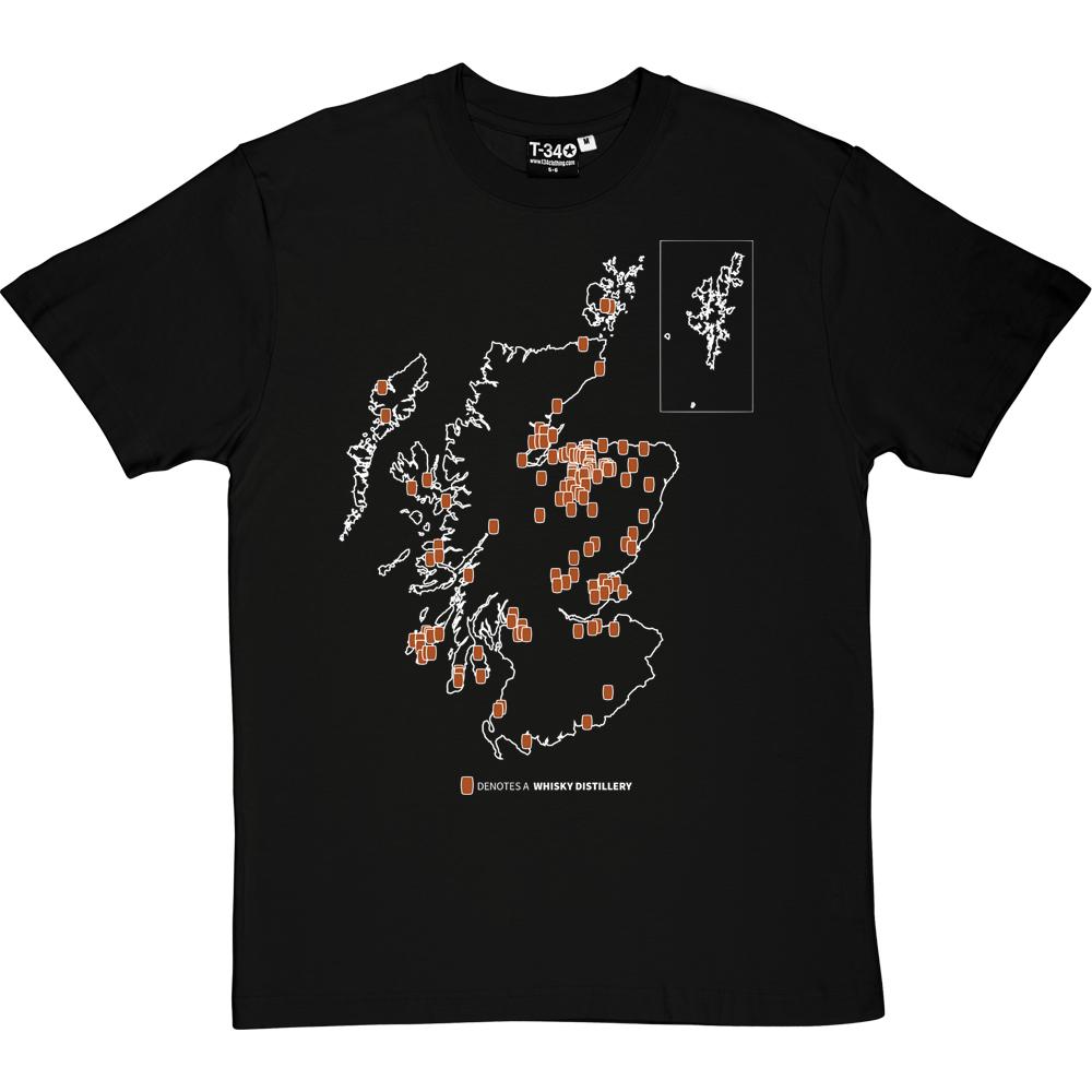 Whisky Tour T-shirt