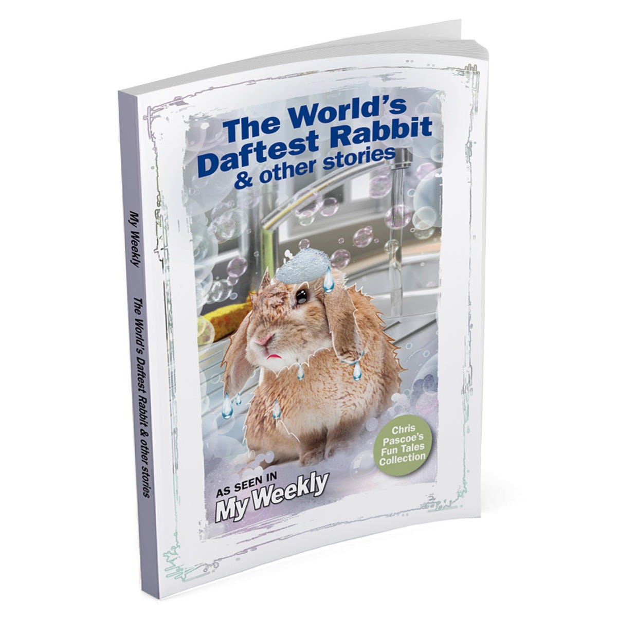 Product image for The World's Daftest Rabbit & Other Stories Book