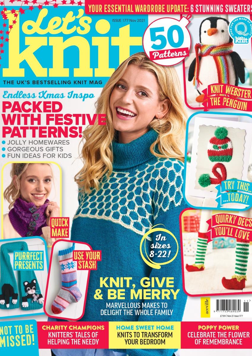 Let's Knit November