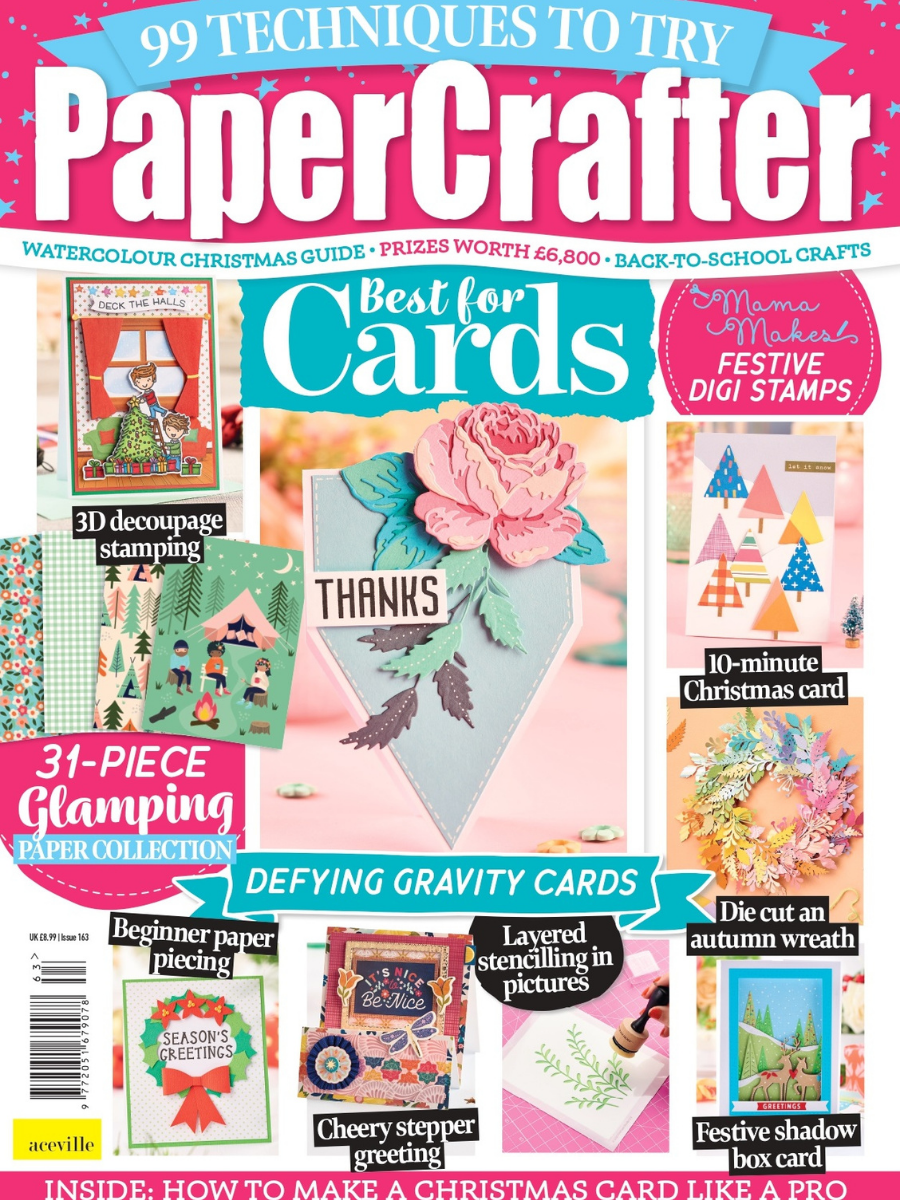 PaperCrafter 163