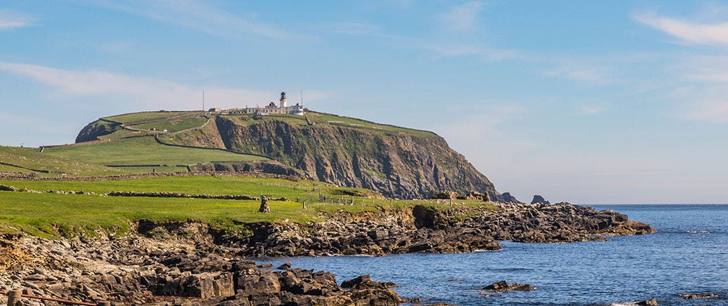 Sumburgh Head Shetland