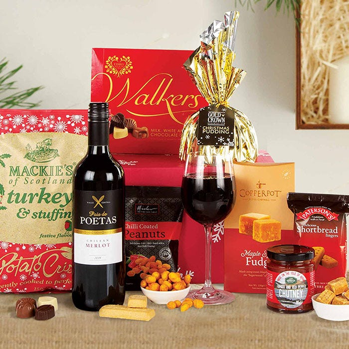 Christmas Carol Hamper