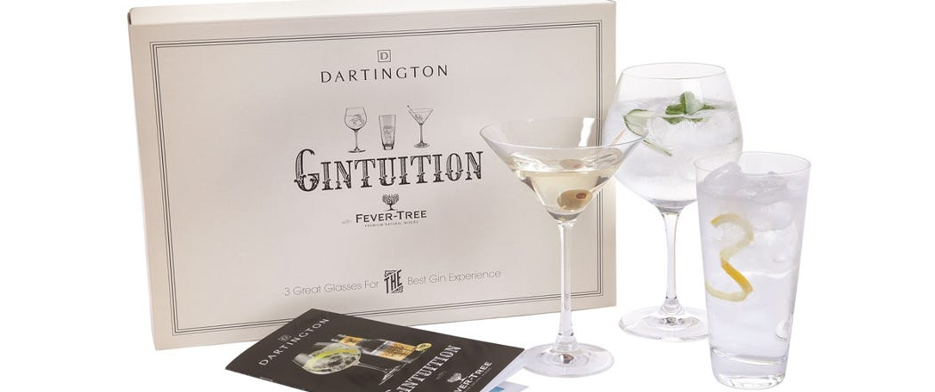 Gintuition Box Glasses