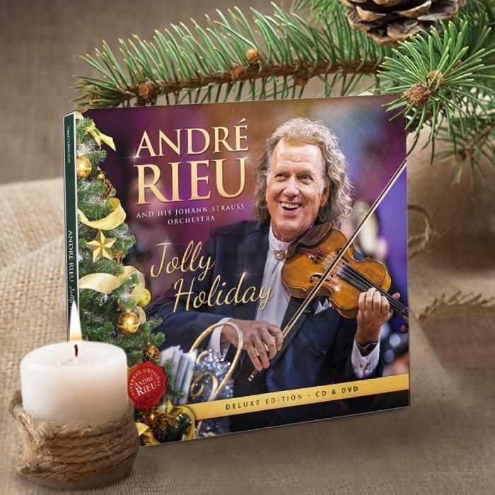 Andre Rieu Jolly Holiday