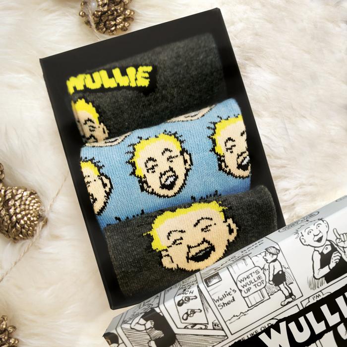 Oor Wullie Kids Socks