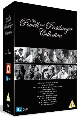 Powell and Pressburger Collection
