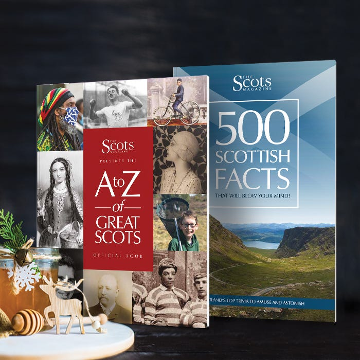 Scottish Books Pack