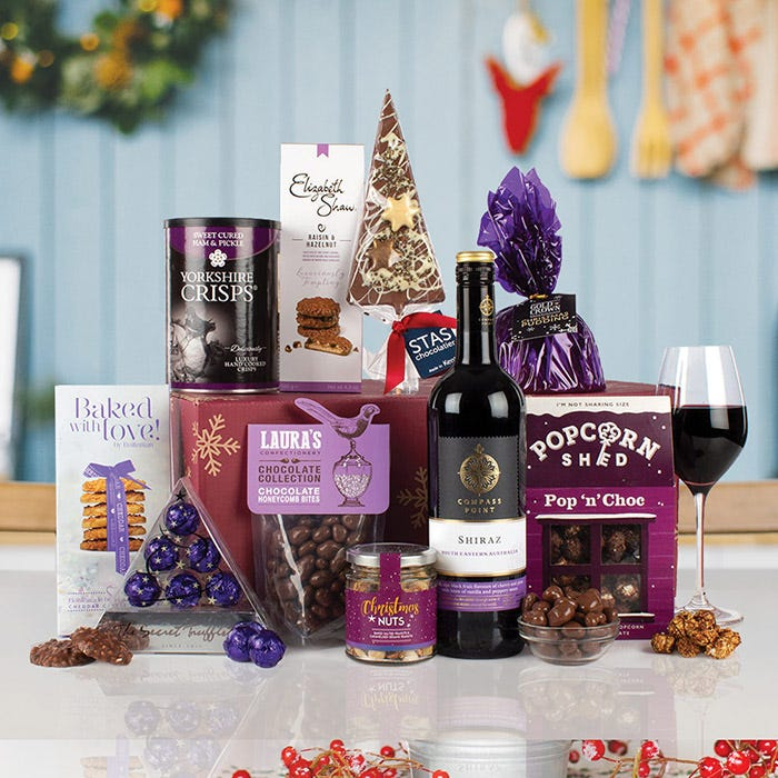 Season's Greetings Festive Hamper