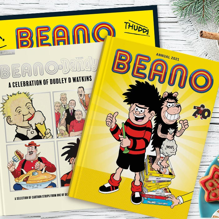 Beano Ultimate Pack