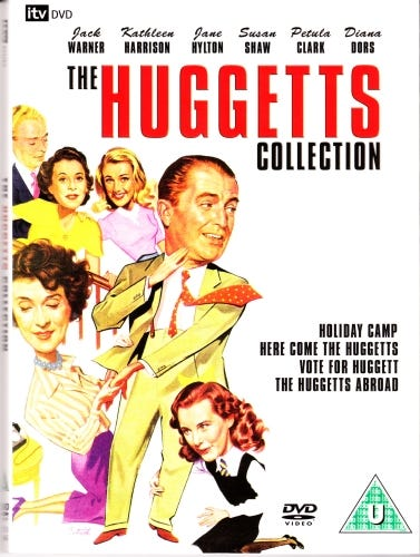 The Huggets DVD