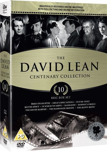 David Lean Centenery Collection