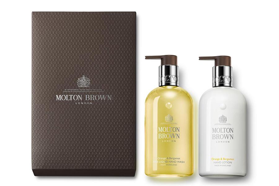 Molton Brown Orange & Bergamont Hand Wash & Hand Lotion Duo