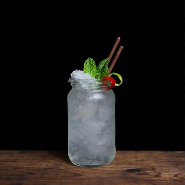 Bothy Spice Cocktail