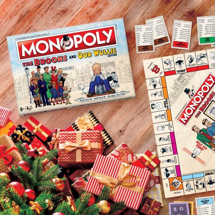 Broons Oor Wullie Monopoly