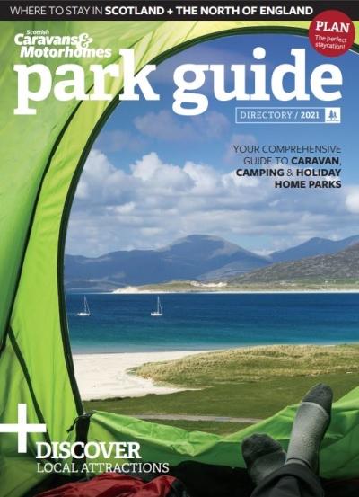 Scottish Caravans & Motorhomes Park Guide 2021