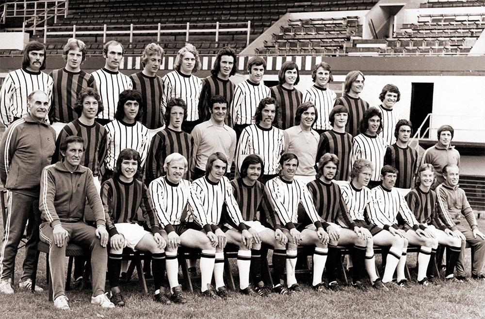 Dunfermline FC, 1973
