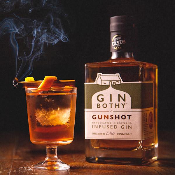 Gunshot Infused Gin